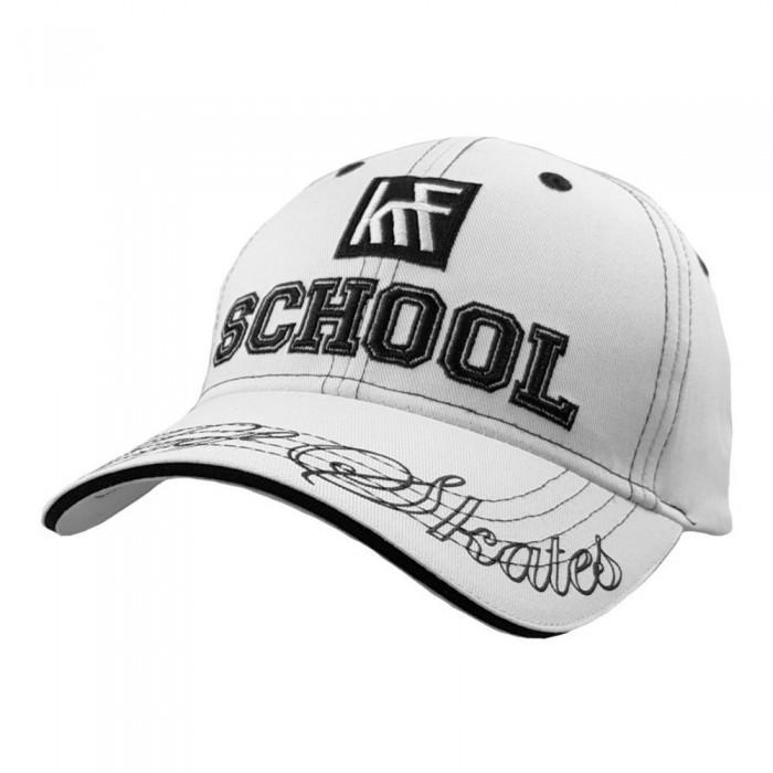 [해외]KRF 스쿨 White / Black