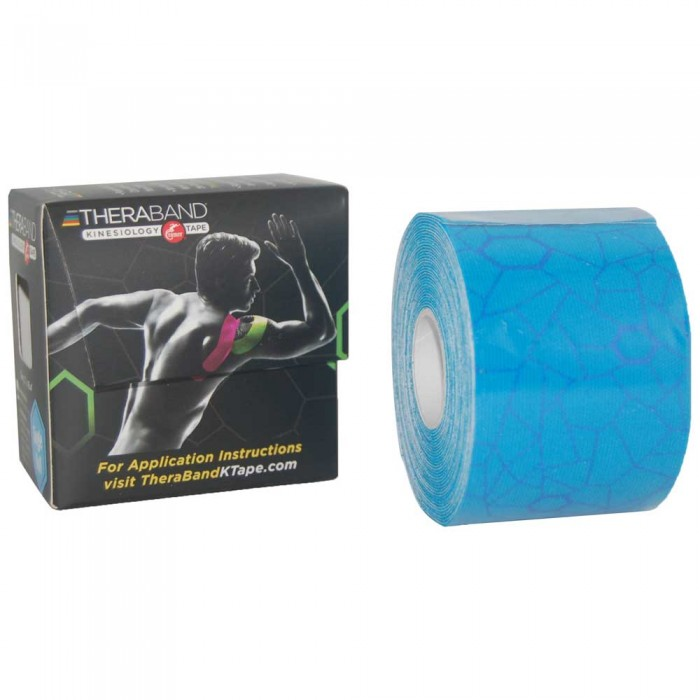 [해외]THERABAND Kinesiology Tape 31 m 6136470439 Blue