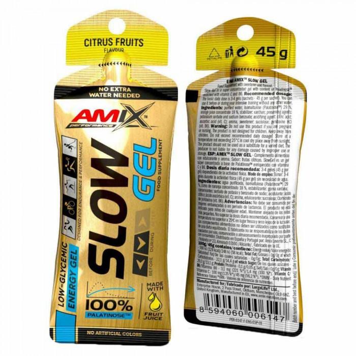 [해외]AMIX Slow Gel 45gr x 40 Gels 6137520356