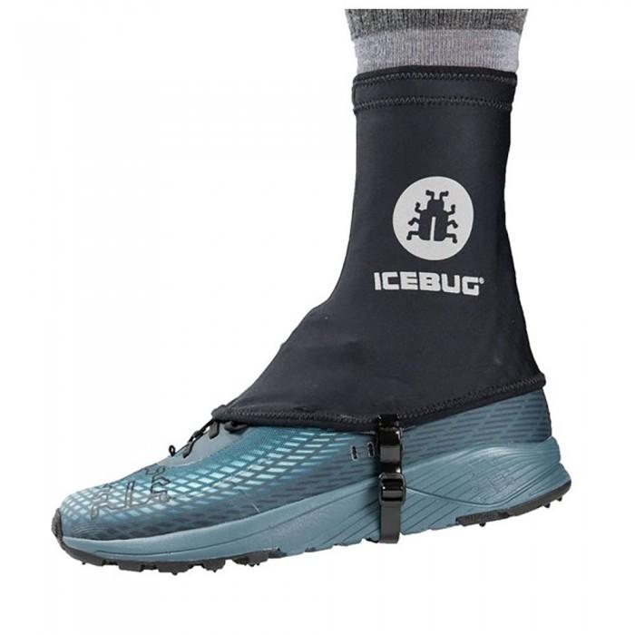[해외]ICEBUG Gaiter Man6137088804 Black / White
