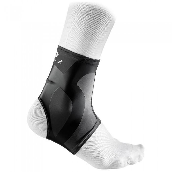 [해외]맥데이비드 듀얼 Compression 앵클 Sleeve Black / Charcoal
