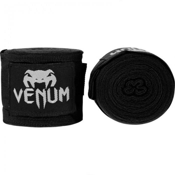 [해외]베넘 Venum Kontact 박스ing H앤드wraps 4m Black