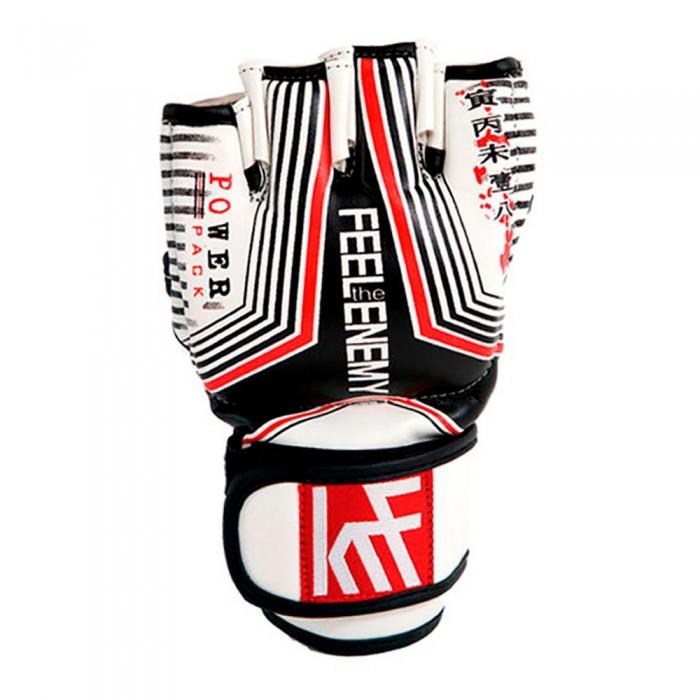 [해외]KRF Gel 에바 더블 스트랩 White / Black / Red