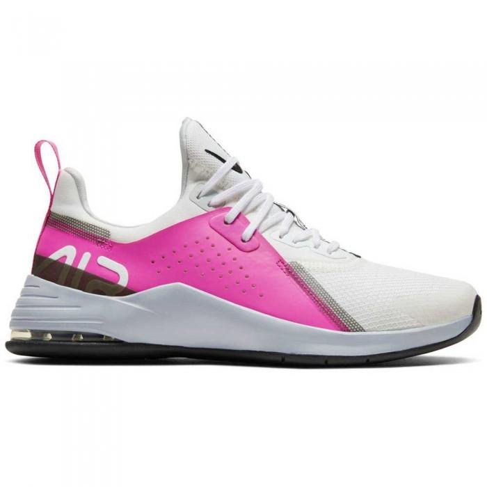 [해외]나이키 에어 맥스 Bella TR 3 White / Black / Fire Pink / Pure Platinum