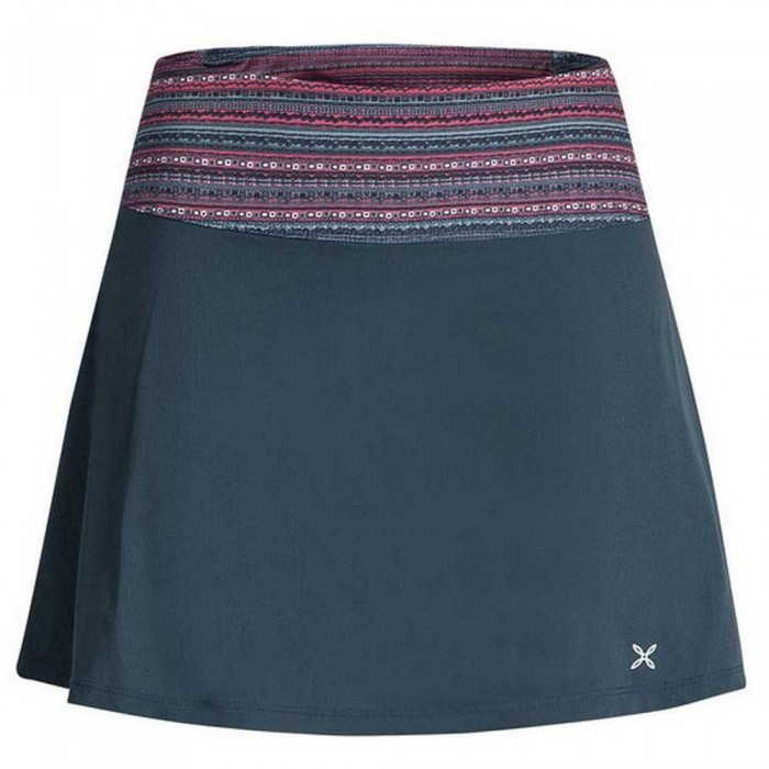 [해외]몬츄라 Sensi Smart Skirt+Shorts 7137530031 Ash Blue / Fantasy 18