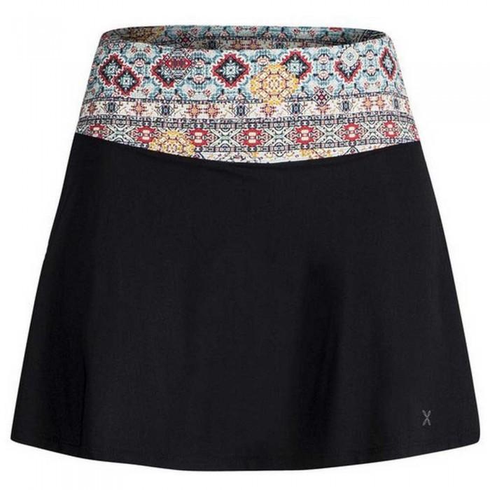 [해외]몬츄라 Sensi Smart Skirt+숏s Black / Fantasy 17