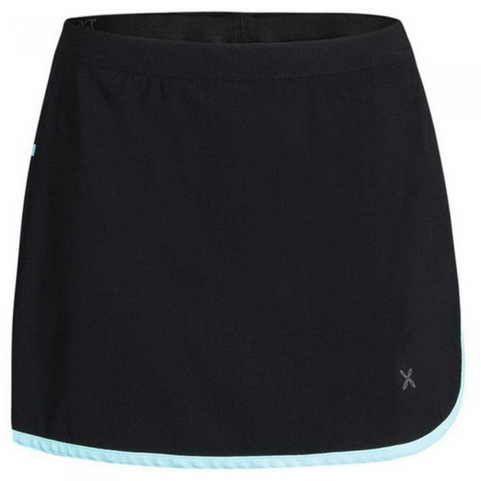 [해외]몬츄라 Sensi Match Skirt+Shorts 7137530043 Black / Ice Blue