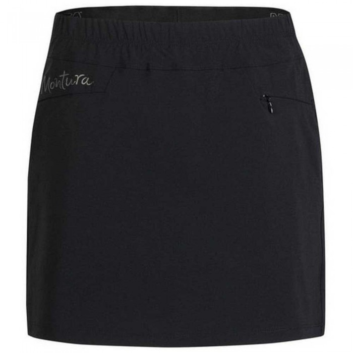 [해외]몬츄라 Stretch Sporty Skirt 7137530057 Black