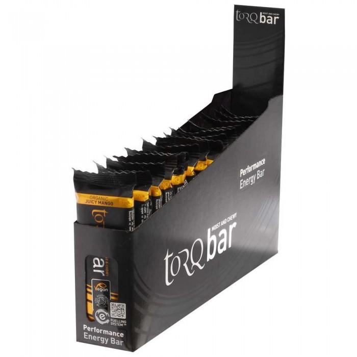 [해외]TORQ Energy Bar Organic 45gr x 15 Units