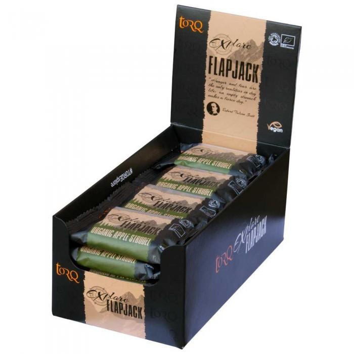 [해외]TORQ Explore Flapjack Organic 65gr x 20 Units