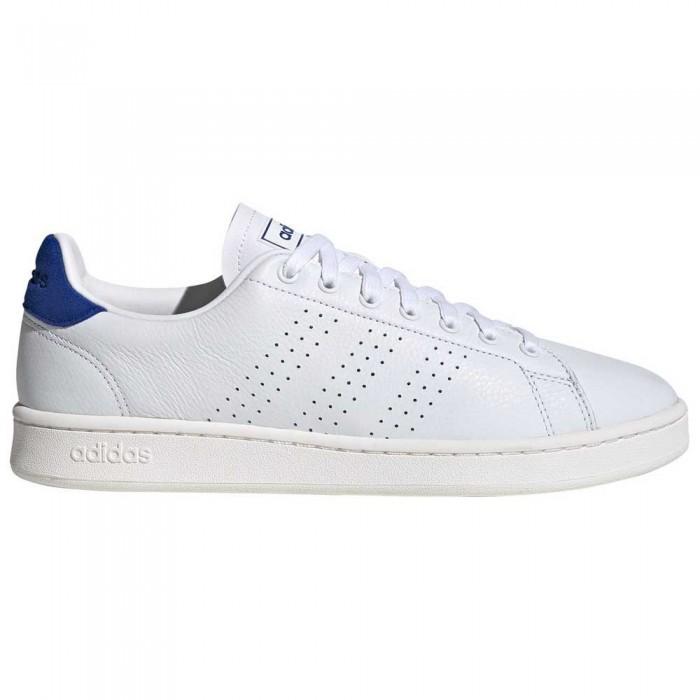[해외]아디다스 Advantage Footwear White / Footwear White / Royal Blue