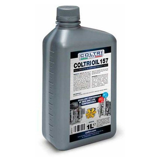 [해외]COLTRI Synthetic 오일 1L Grey