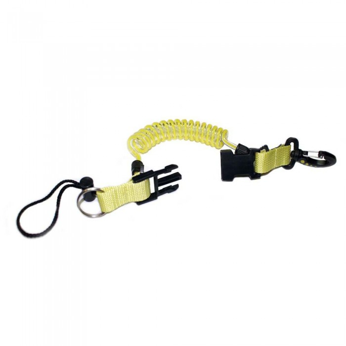 [해외]METALSUB Console/Torch Spiral Lanyard 10136513816 Yellow