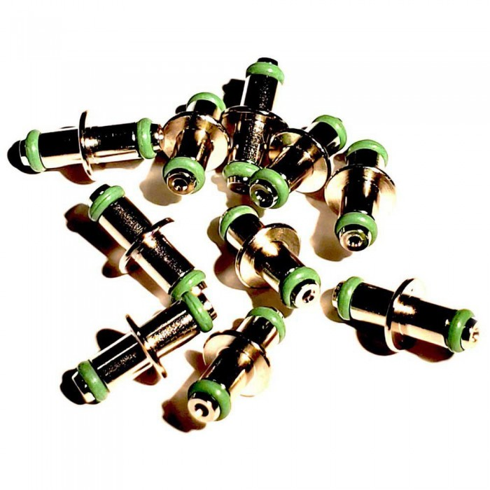 [해외]METALSUB Swivel For Nitrox SPG Viton O-Rings 10 Units 10137537730 Steel