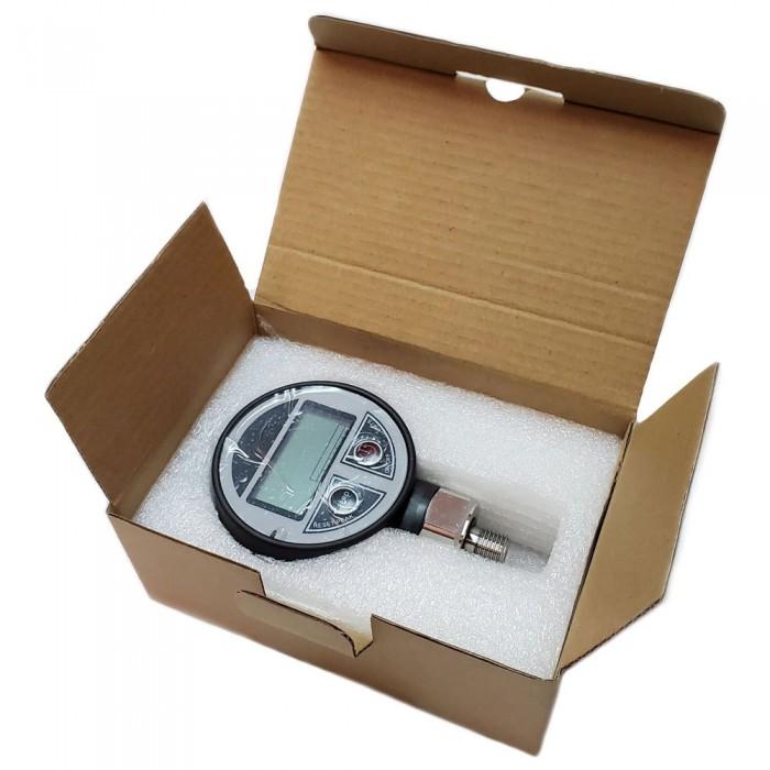 [해외]METALSUB Digital Pressure Gauge Rubber Cover 10137540598 Black