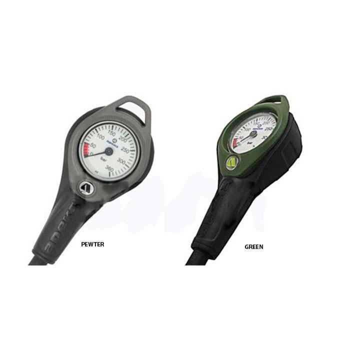 [해외]아펙스 Pressure Gauge Pewter / 300 Bar SPG