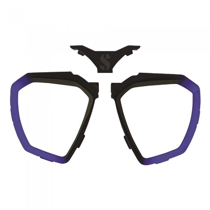 [해외]스쿠버프로 Faldon D-Mask 10137366582 Blue