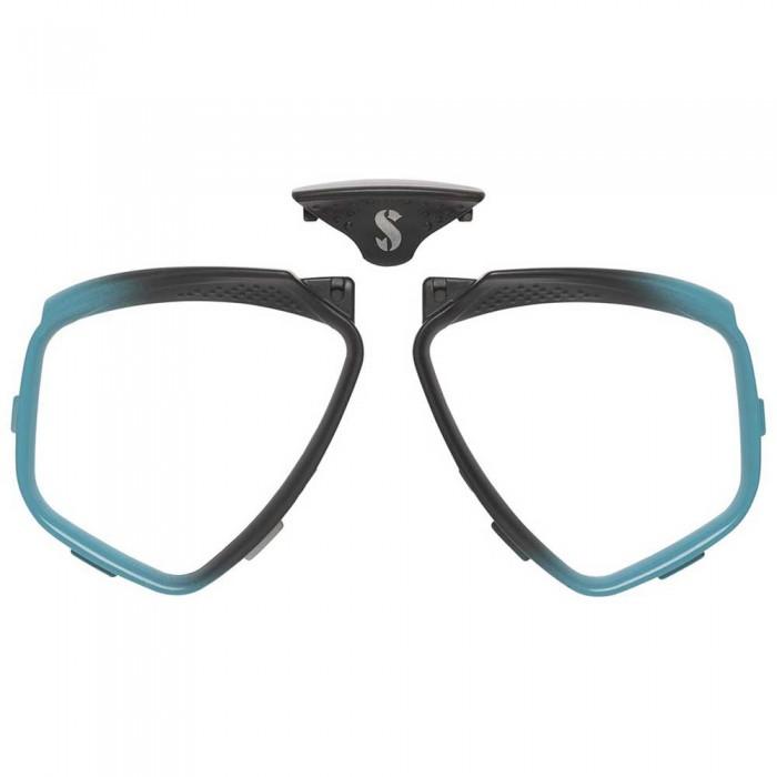 [해외]스쿠버프로 Faldon D-Mask 10137366583 Turquoise