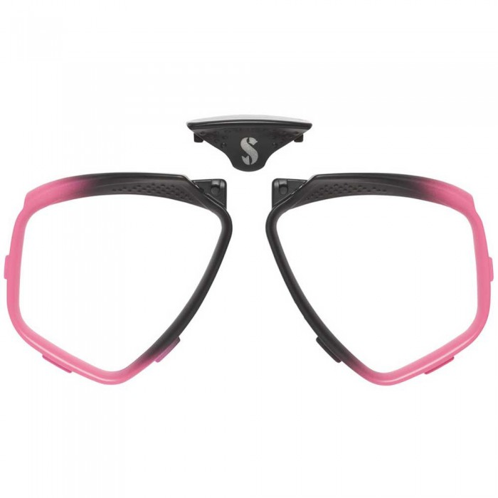 [해외]스쿠버프로 Faldon D-Mask 10137366584 Pink