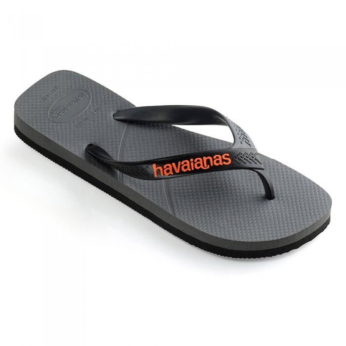 [해외]하바이아나스 Casual 10137102161 Steel Grey / Black
