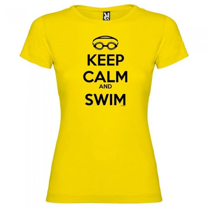 [해외]KRUSKIS Keep Calm and Swim 6137539150 Yellow