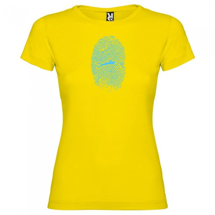 [해외]KRUSKIS Swimmer Fingerprint 6137539963 Yellow