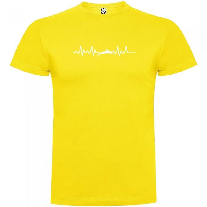 [해외]KRUSKIS Swimming Heartbeat 6137539758 Yellow