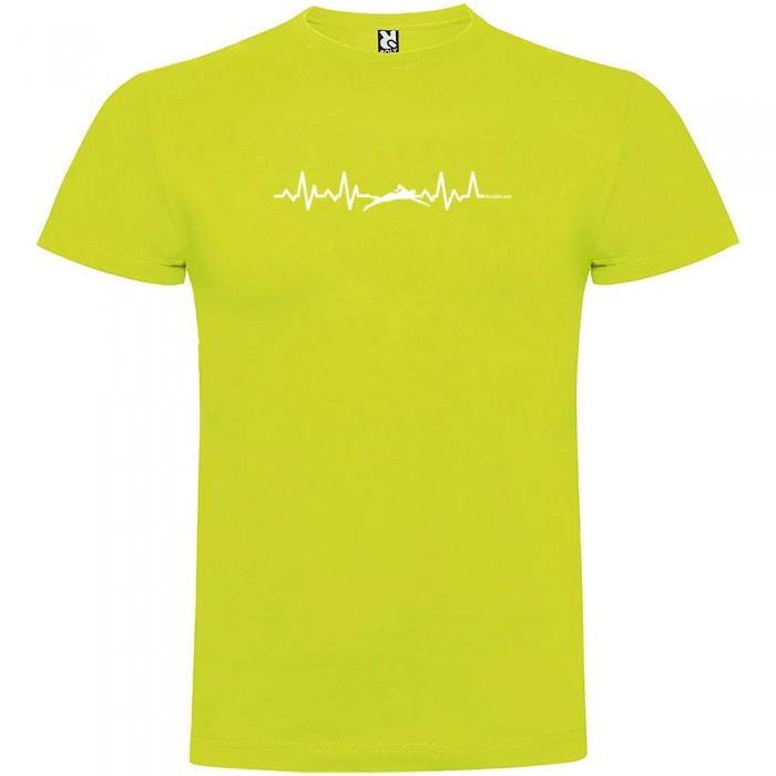 [해외]KRUSKIS Swimming Heartbeat 6137539759 Light Green