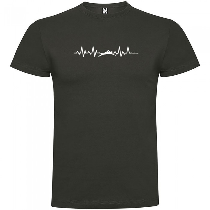 [해외]KRUSKIS Swimming Heartbeat 6137539760 Dark Grey