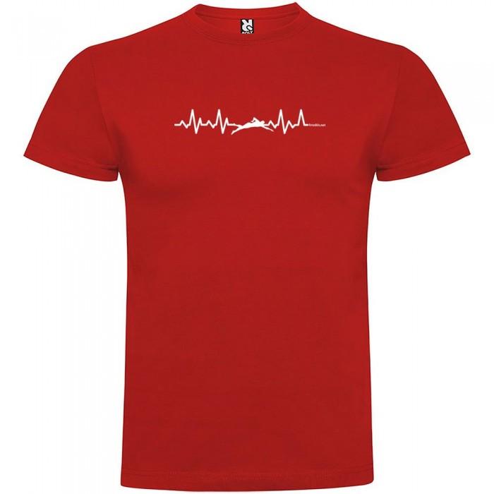 [해외]KRUSKIS Swimming Heartbeat 6137539761 Red