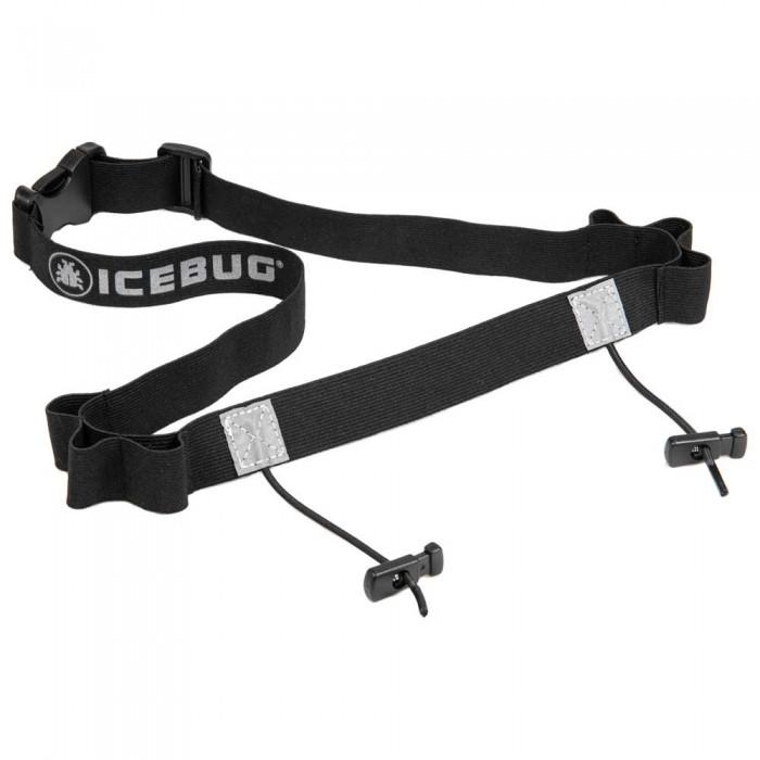 [해외]ICEBUG Race Belt Black