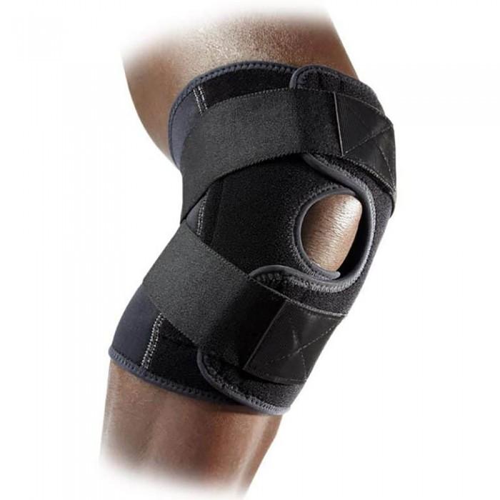 [해외]맥데이비드 멀티 액션 Knee Wrap Black