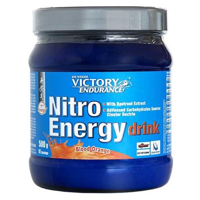 [해외]VICTORY ENDURANCE Nitro Energy 500gr Orange