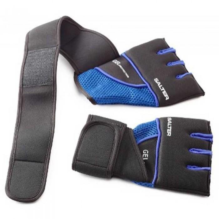 [해외]SALTER Boxing Mitts 7137546827 Black / Blue