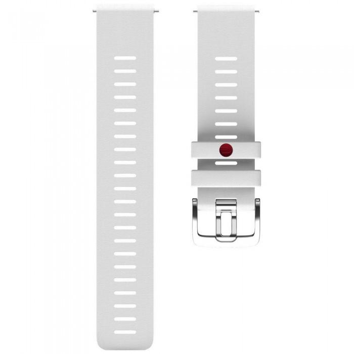 [해외]POLAR Wrist Band Grit X 7137514382 White