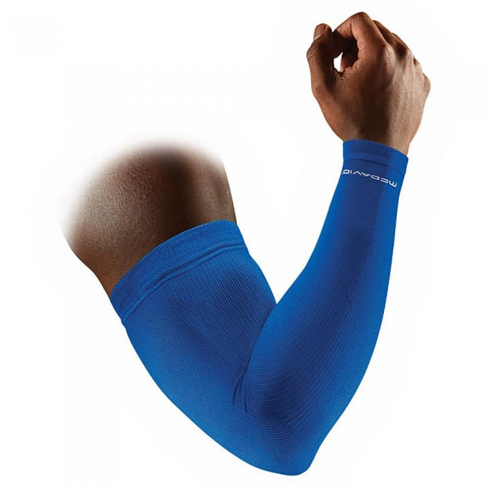 [해외]맥데이비드 멀티sports Arm 슬리브스 Royal Blue