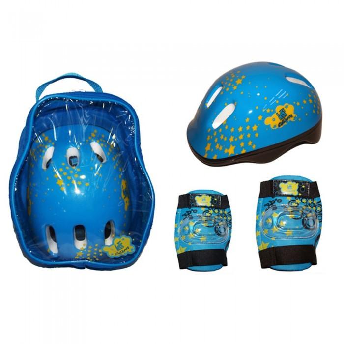 [해외]KRF Protection Set Junior 14137542659 Blue