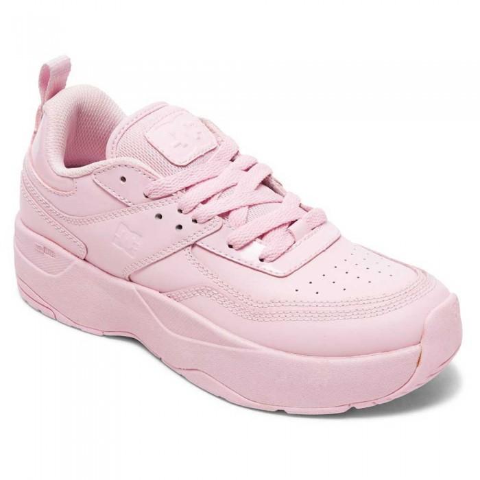 [해외]DC슈즈 E Tribeka Platform Pink