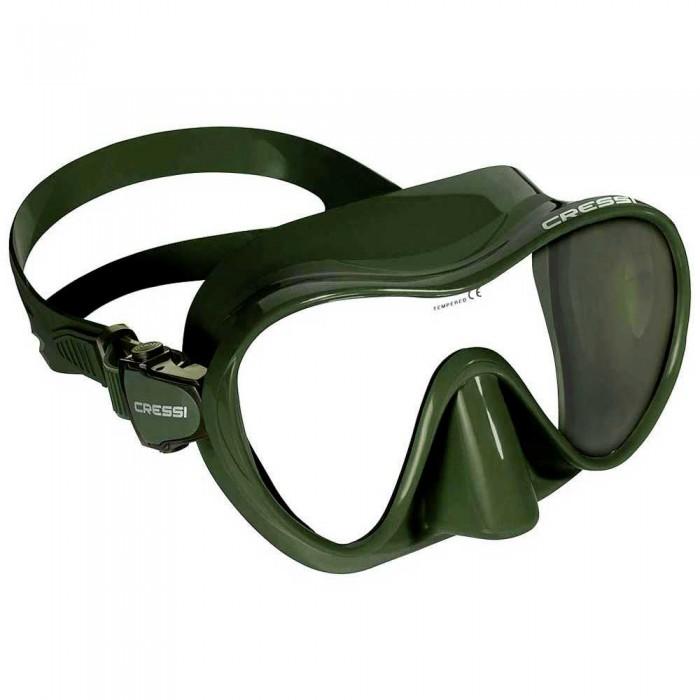 [해외]크레시 F1 Mask 스몰 Green