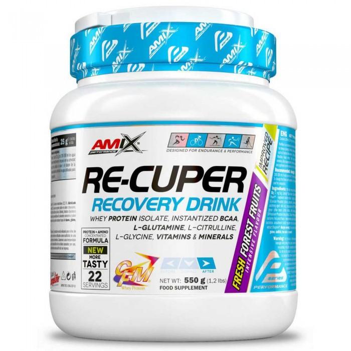 [해외]AMIX Re-Cuper Recovery Drink 550gr Berries