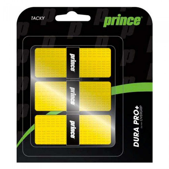 [해외]PRINCE Dura Pro+ 3 Units Yellow