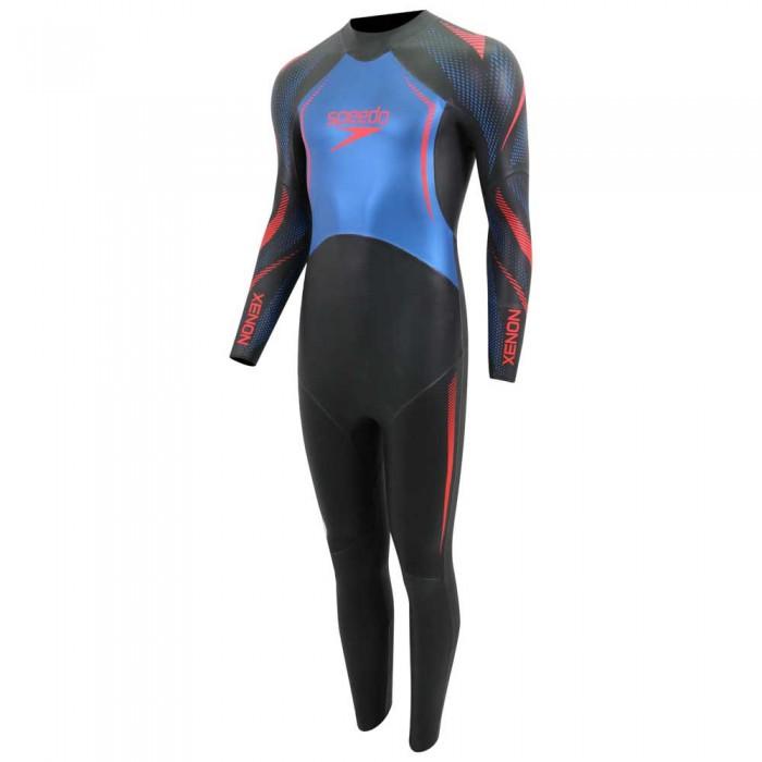 [해외]스피도 Xenon Fullsuit 6137449469 Black/Blue