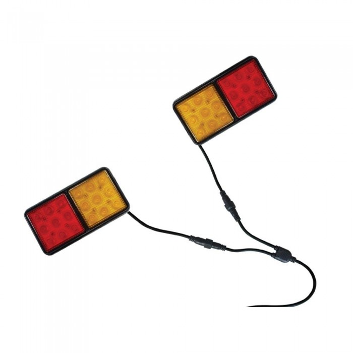 [해외]LALIZAS 트레일er light LED Kit 위드 케이블