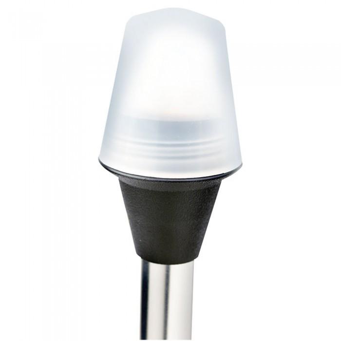 [해외]SEACHOICE LED Pole LT 위드 CHRM XZMK Bas 48 Silver