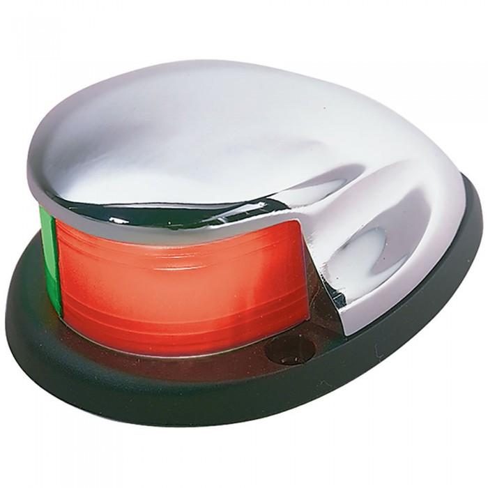 [해외]SEACHOICE Bi-Colour Bow Light Zamak 137524737 Green / Red