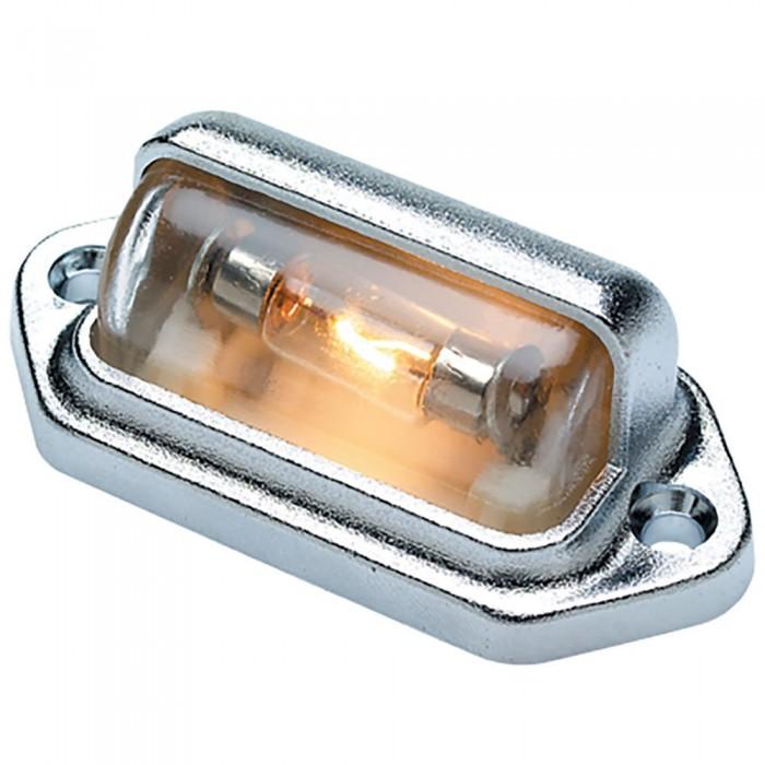 [해외]SEACHOICE Compartment Light 137524744 Chrome Plated