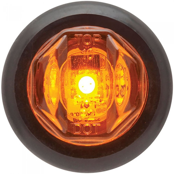 [해외]SEACHOICE LED Marker Light 1 Diode 137524933 Amber