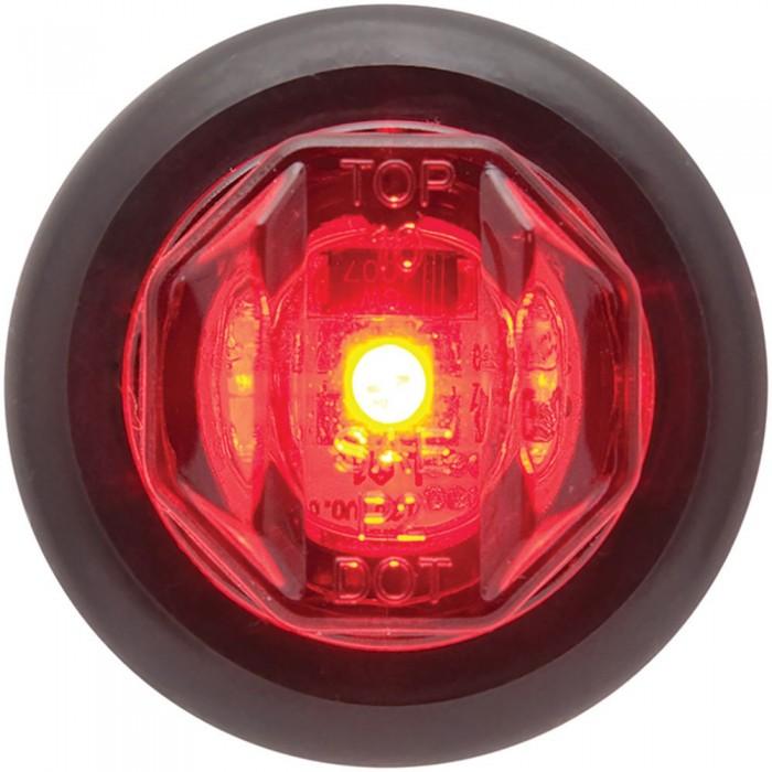 [해외]SEACHOICE LED Marker 라이트 1 Diode Red