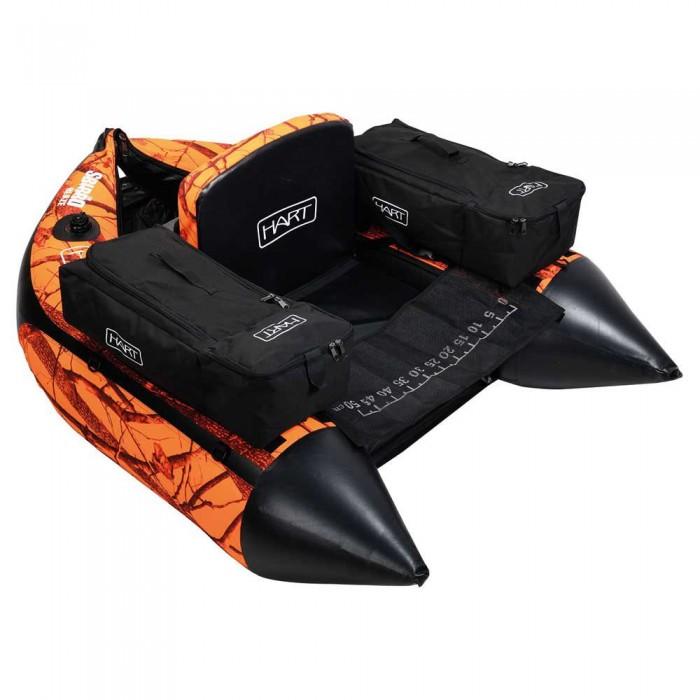 [해외]HART Sbirro Blaze 137558000 Black / Orange