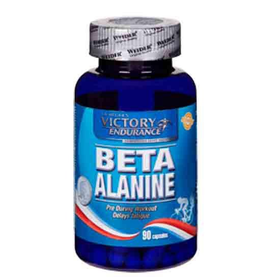 [해외]VICTORY ENDURANCE Beta Alanine 90 Caps 1247062 Neutral